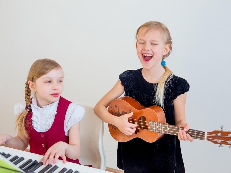 7 вагомих причин віддати дитину в музичний гурток