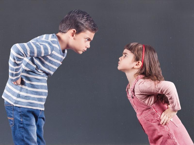 Як навчити дітей сперечатися, уникаючи сварок