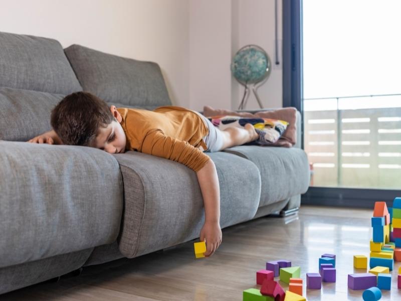 Три факти про дитячу нудьгу