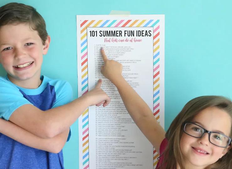 Канікули: три способи зробити літо захопливим для дитини