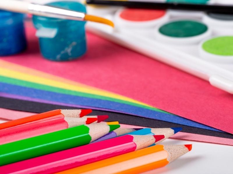 Що знадобиться на уроках арт-технологій у 2020/21 навчальному році: 1 клас