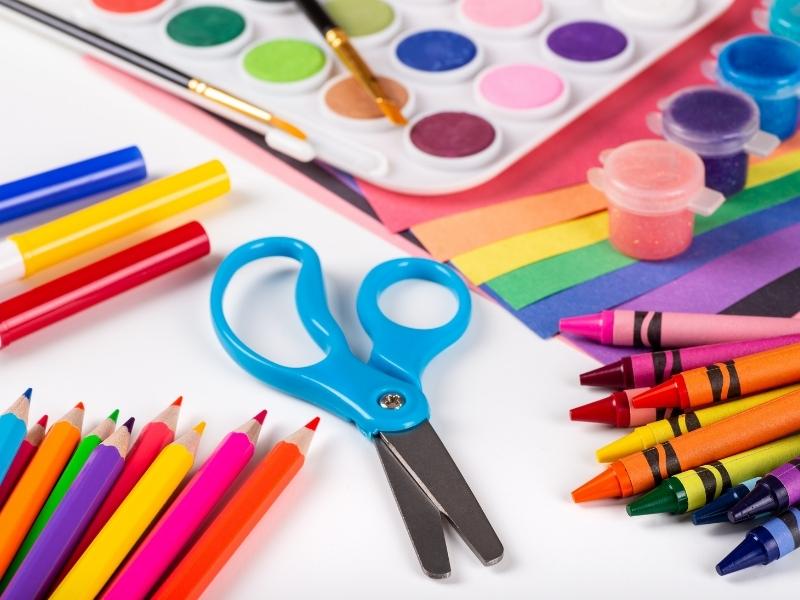 Що знадобиться на уроках арт-технологій у 2020/21 навчальному році: 2 клас