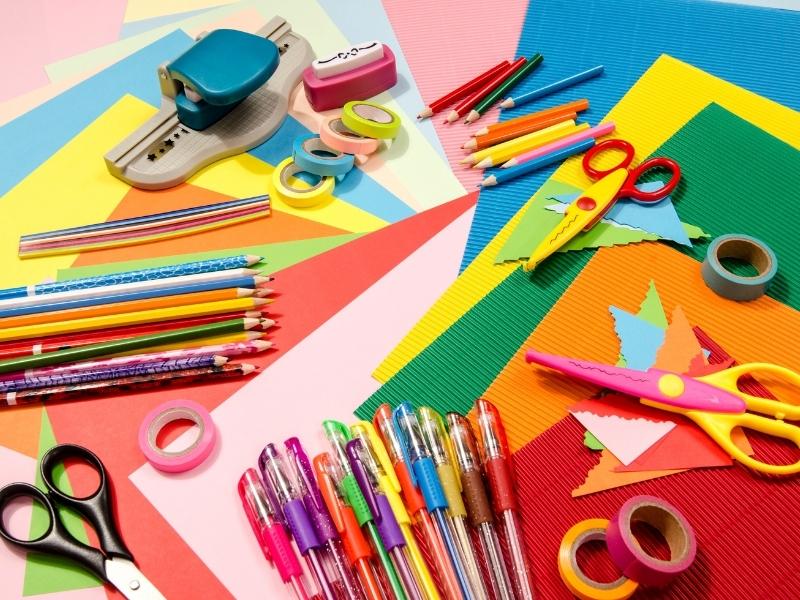 Що знадобиться на уроках арт-технологій у 2020/21 навчальному році: 4 клас