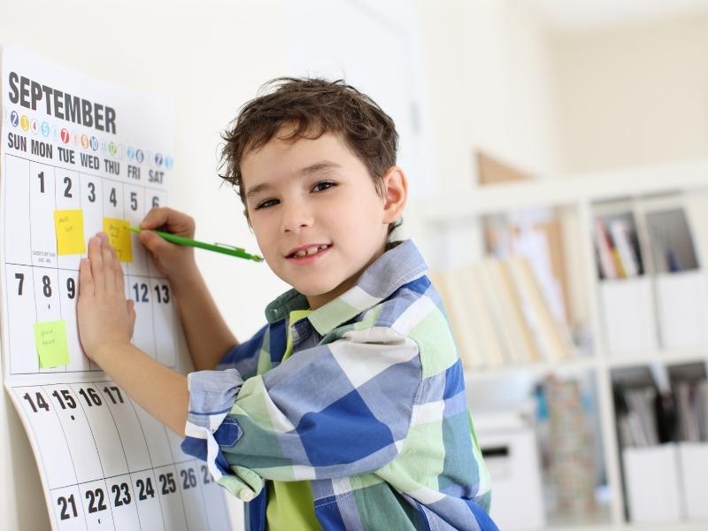 Як навчити дитину встигати
