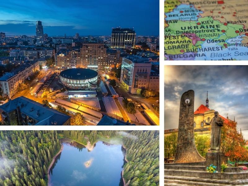 Про Україну цікаво: де шукати факти, фото, відео