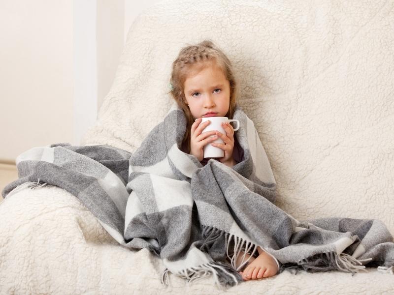 Сезон COVID-19: що робити, якщо в дитини з'явилися тривожні симптоми