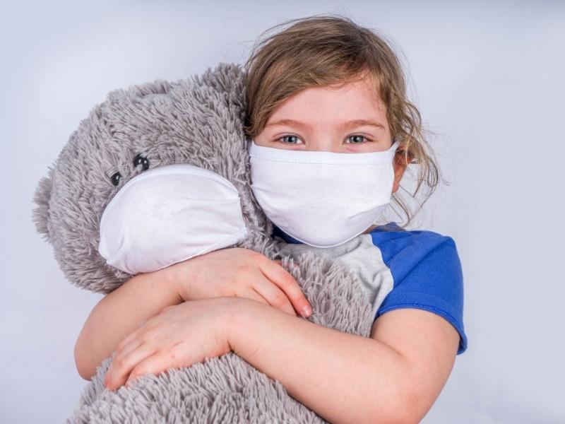 "Дитина серед пандемії"""
