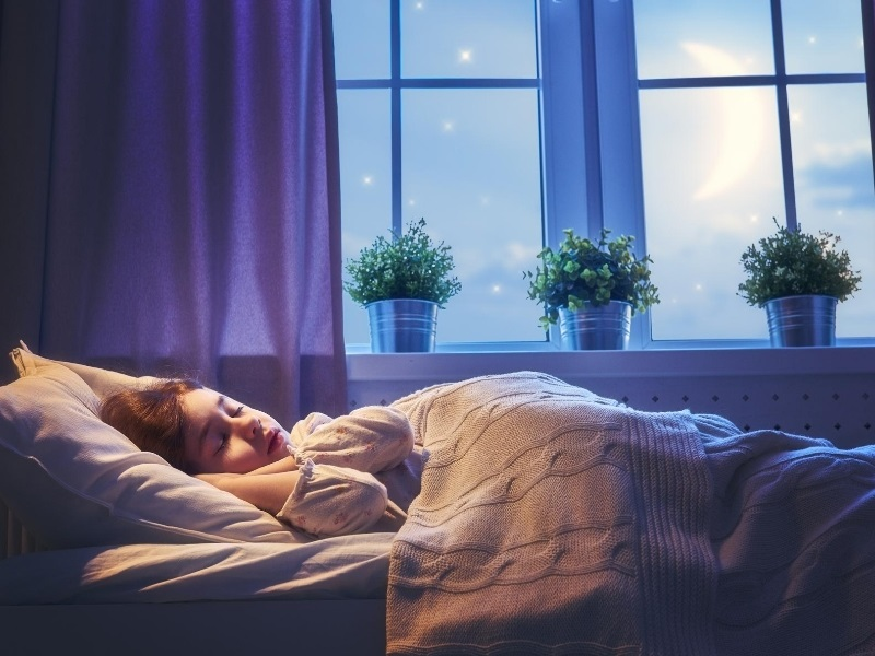 Солодкий сон: простий спосіб допомогти дитині краще вчитися