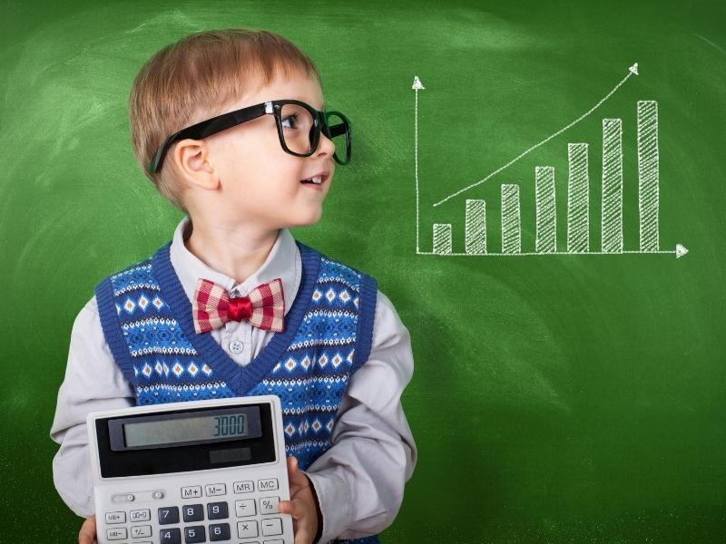 Тренуємо математичні навички школяра