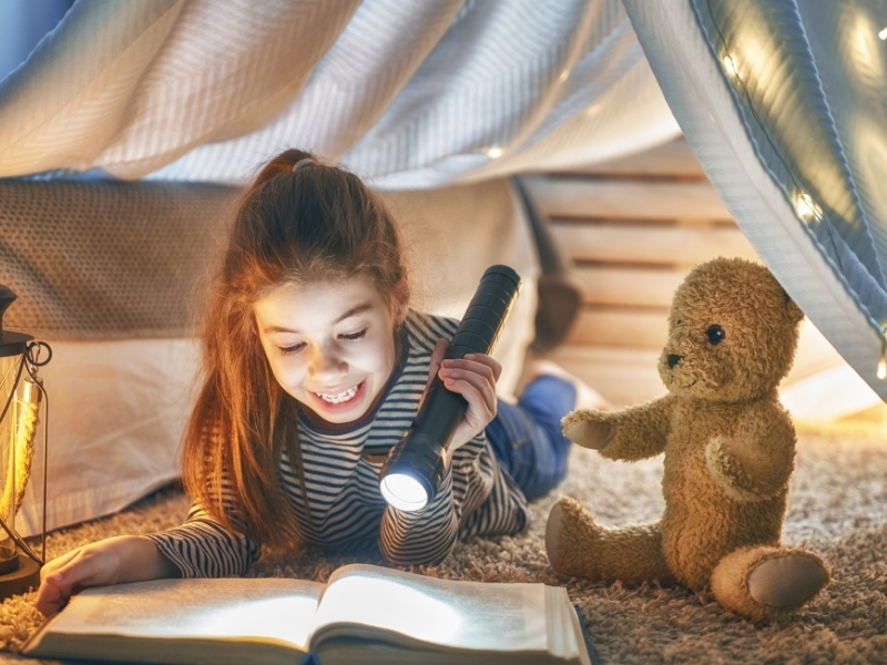 Чому дитина не хоче читати книжок