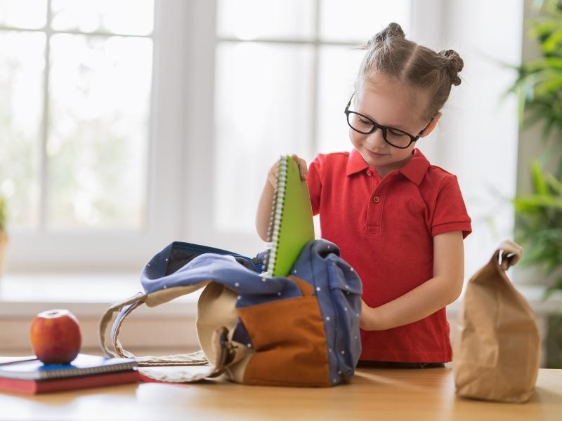 Допоможіть дитині стати організованою